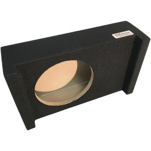"Speakers, Subwoofers & Tweeters BBox Series Single Sealed Shallow-Mount Downfire Enclosure (10"")"