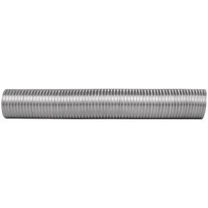 "Ducting Parts & Accessories V220 Light-Gauge Plain Pipe (5"" x 8ft)"