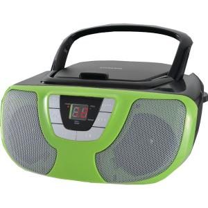 CD Players & Boomboxes Portable CD Radio Boom Box (Teal)