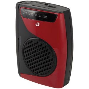 CD Players & Boomboxes Cassette Player with AM/FM Radio