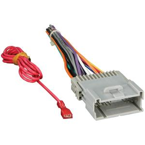 Wiring Harness & Installation Kits  1998-2009 GM(R)/Kia(R)/Toyota(R) 24-Pin into Car Harness