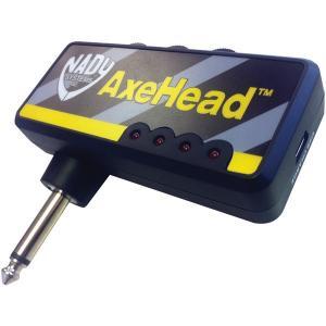 Amplifiers & Preamps AxeHead(TM) Mini Headphone Guitar Amp