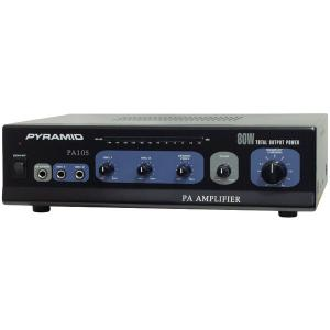 Amplifiers & Preamps Amp with Microphone Input (80 Watt)