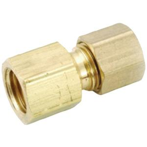 "Fittings, Valves, Unions & Adapters 3/8"" Flare Adapter x 3/8"" Compression Adapter"