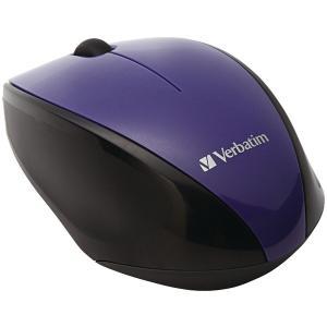 Mice & Mouse Pads Wireless Multi-Trac Blue LED Optical Mouse (Purple)