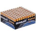 ULA100AAAB Alkaline AAA Batteries, 100 pk