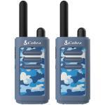 HE150B 16-Mile 2-Way Radios (Blue)