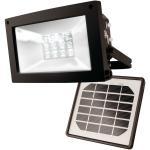 Solar-Powered Floodlight